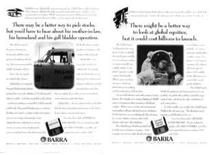 Barra Financial Software