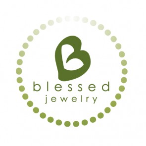 Logo Design: Blessed Jewelry
