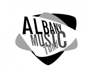 One option for Albany Music Fund logo