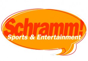 Logo Design: Schramm Sports & Entertainment