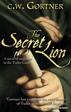 Book Design: The Secret Lion